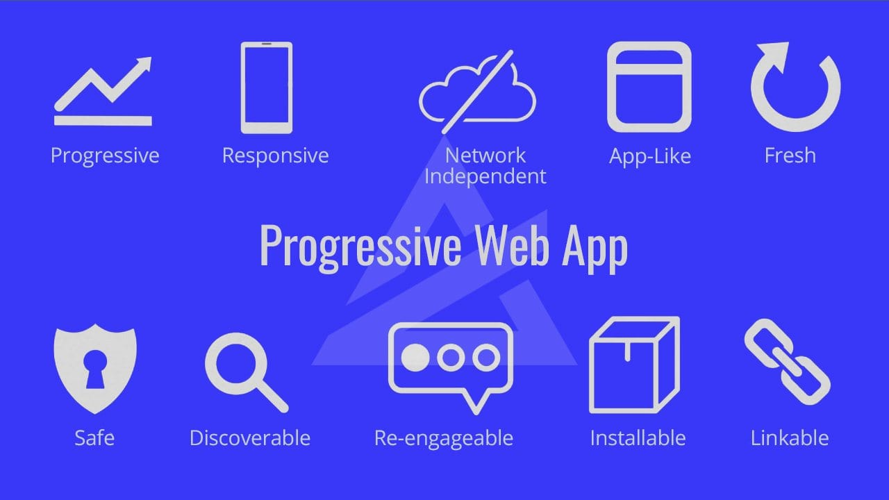 progressive web app futur internet better native app